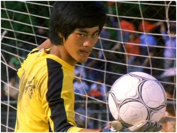 Shaolin soccer goalie
