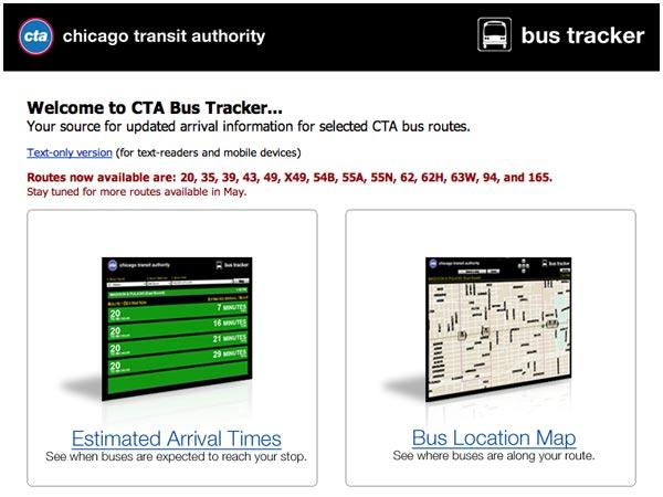 World Top Trends Cta Bus Tracker Photos