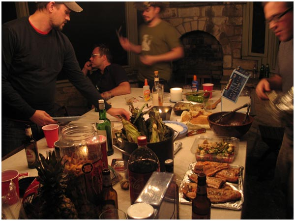If you're looking for bachelor party special food and drink ideas,