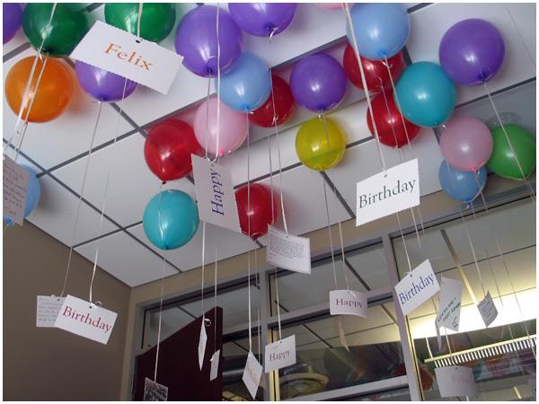 Идеи для дня рождения для женщины